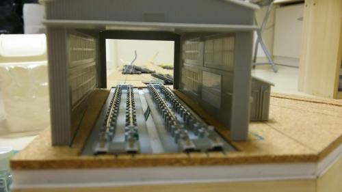 機関区線路敷設 (7)