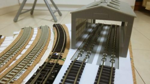 機関区線路敷設 (9)-2