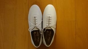 170513白い靴
