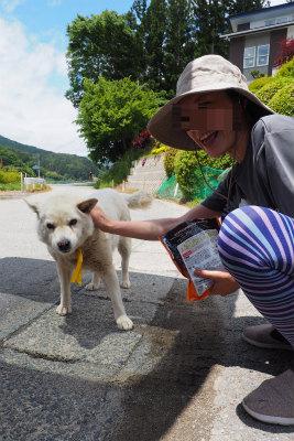 2017.6.8 葛尾村 ぽこ&たぬきさん 22