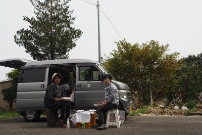 2017.5.9 葛尾村 ぽこ&まちさん 12