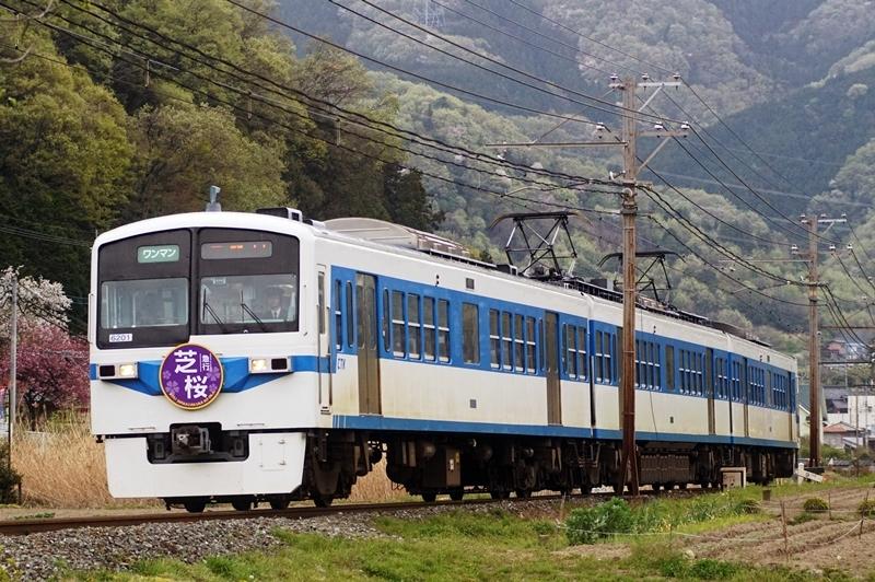 2017年4月22日 樋口~野上にて (2)