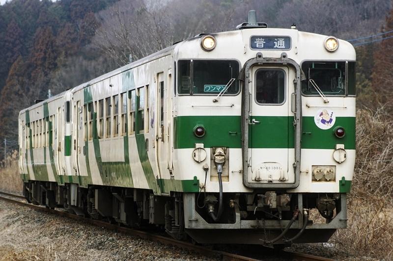 2017年3月1日 鴻野山~大金にて (4)