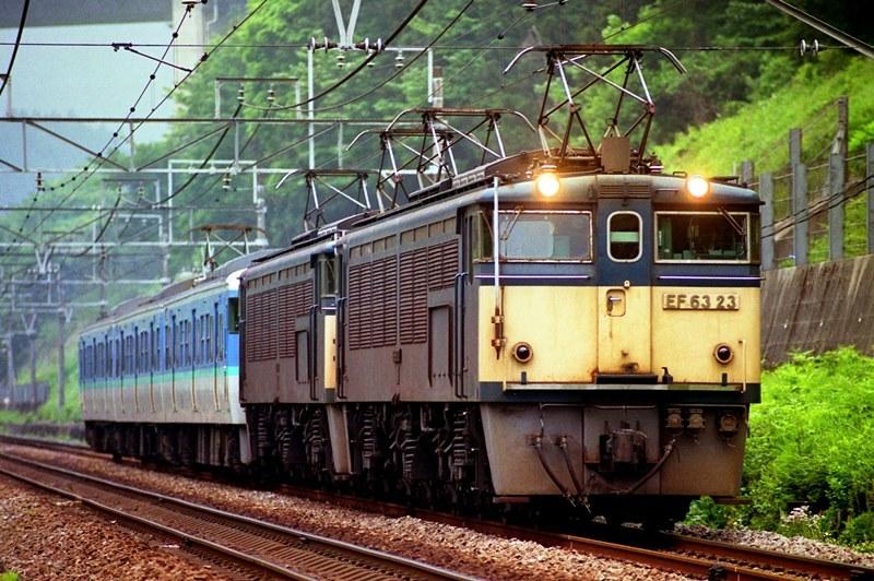 1997年5月13日 熊ノ平(信)~横川にて (4)