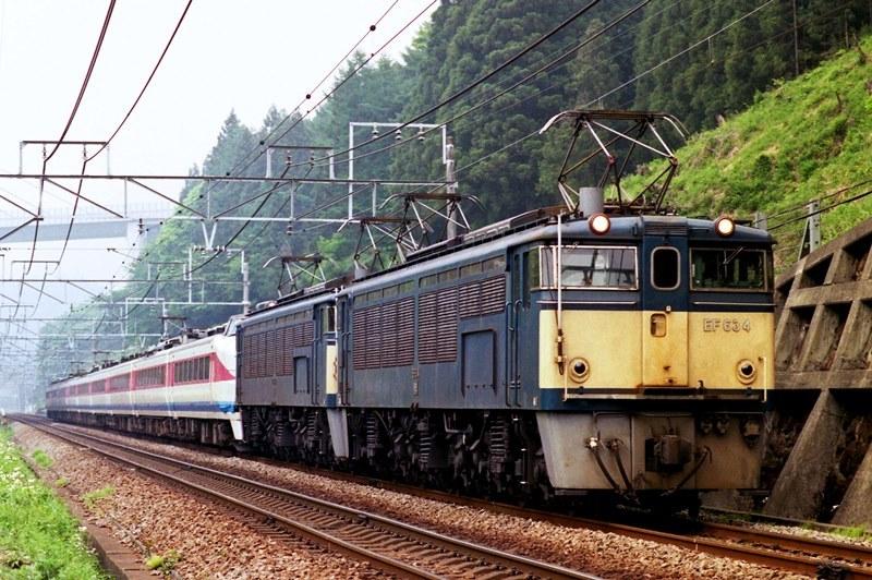1997年5月13日 熊ノ平(信)~横川にて (6)