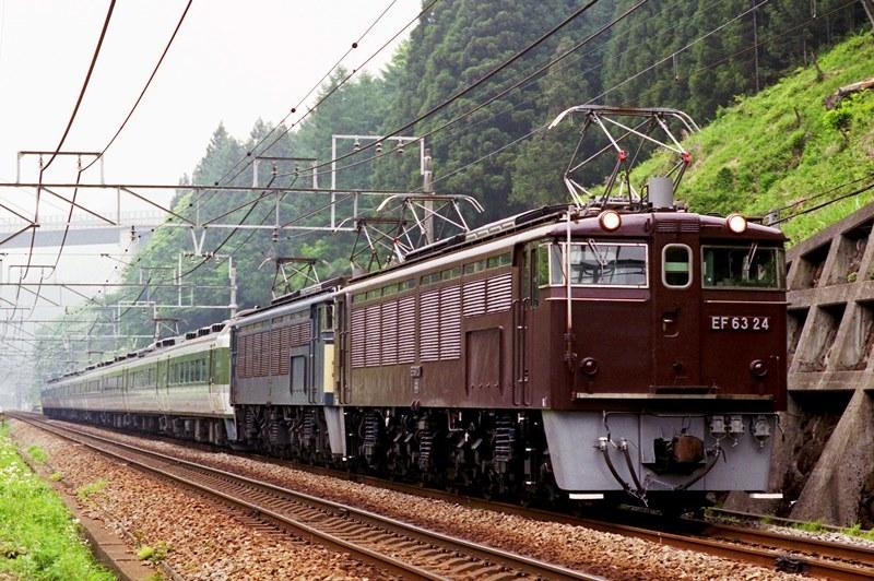 1997年5月13日 熊ノ平(信)~横川にて (5)