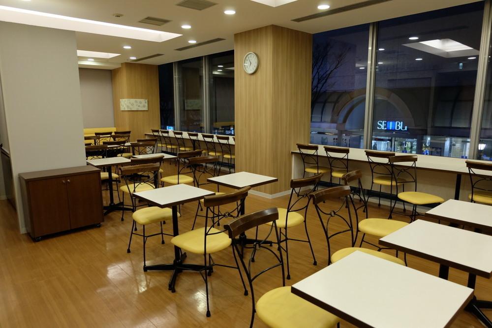 コンフォートホテル秋田03
