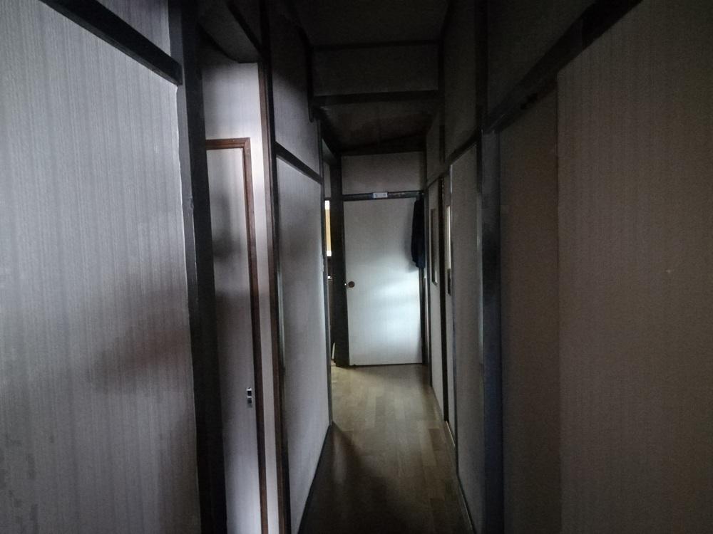 白鳥荘07廊下