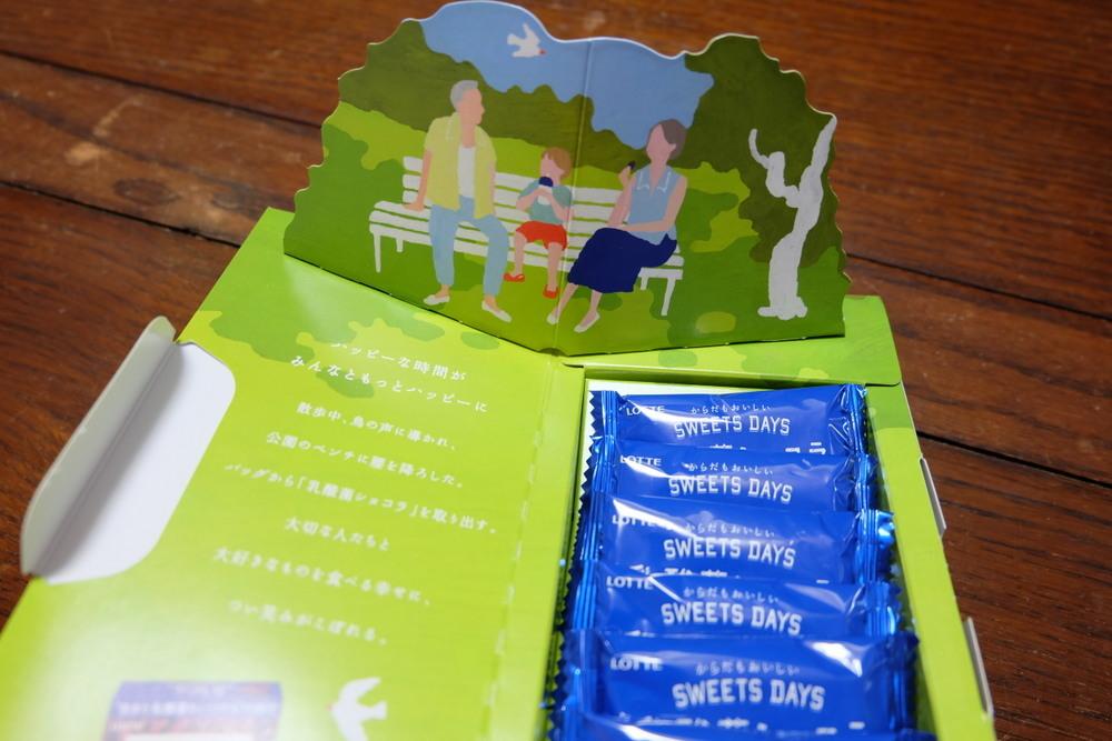 乳酸菌ショコラおでかけBOX06
