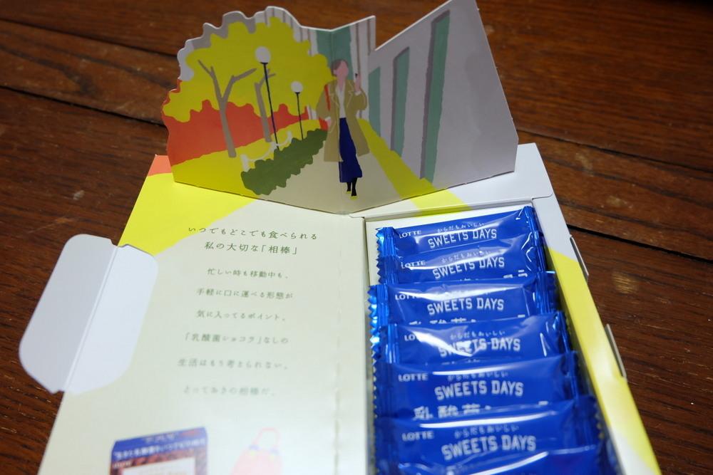 乳酸菌ショコラおでかけBOX07