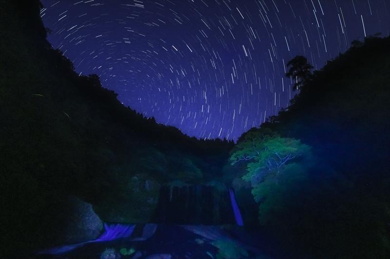 r龍門の滝2