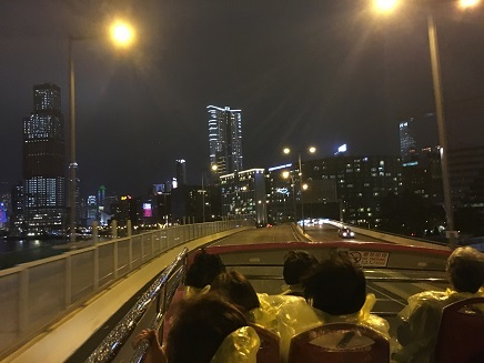 4222017 香港2階建バスS4