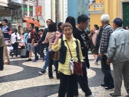 4232017 Macau市街セナド広場S10