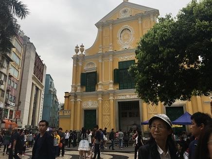 4232017 Macau市街セナド広場S9