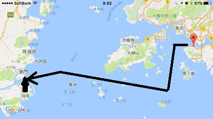 4232017 香港➡澳門S