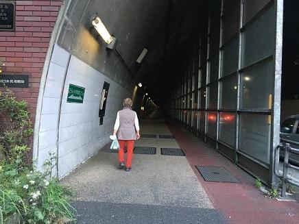 5042017 Walking 休山隧道入口S4