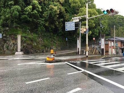 5092017 31番竹林寺への登山道S0