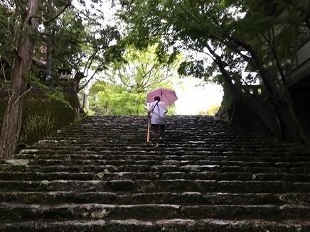 5092017 31番竹林寺更なる石段S4