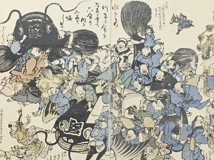 5172017 熊本城美術館1855年安政江戸地震S6