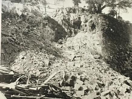 5172017 熊本城美術館1889年金峰山地震S8