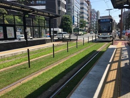 5172017 熊本路面電車S