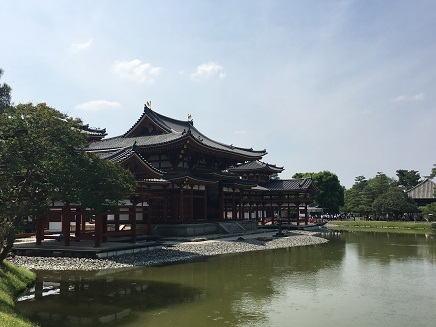 5232017 薬師寺高野山ツアー平等院鳳凰堂S13