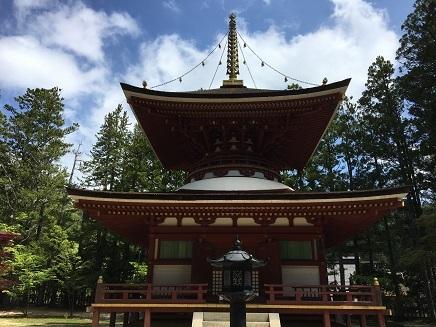 5232017 薬師寺高野山ツアー壇上伽藍S3