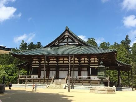 5232017 薬師寺高野山ツアー壇上伽藍S9