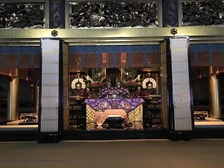 5242017 薬師寺高野山ツアー西本願寺S3