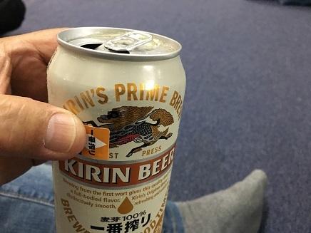 5122017 フェリー内ビールS