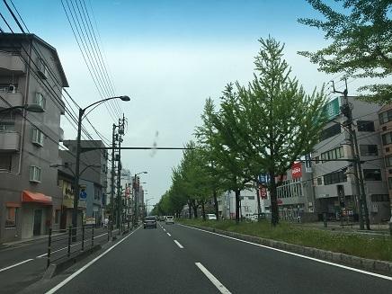 5122017 52番へ 松山市内S
