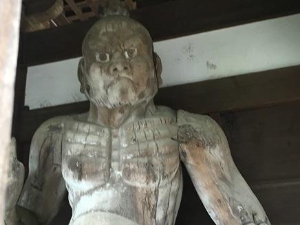 5122017 52番太山寺仁王像S3
