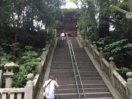 5122017 52番太山寺石段S7