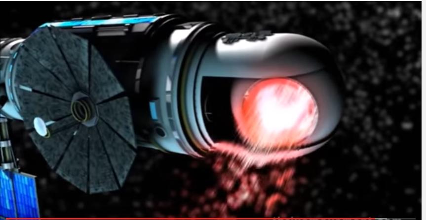 指向性レーザー兵器