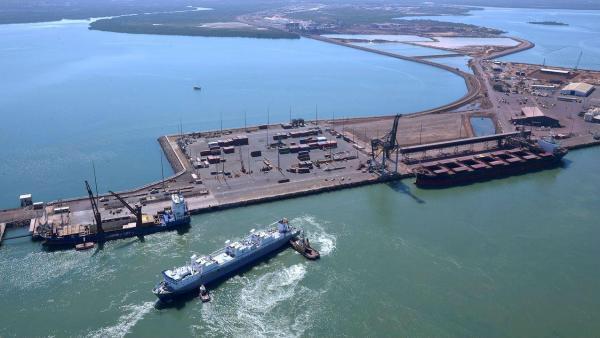 ダーウイン港3