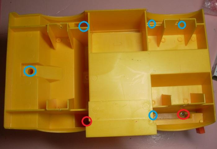 タートルワゴン改造1-2