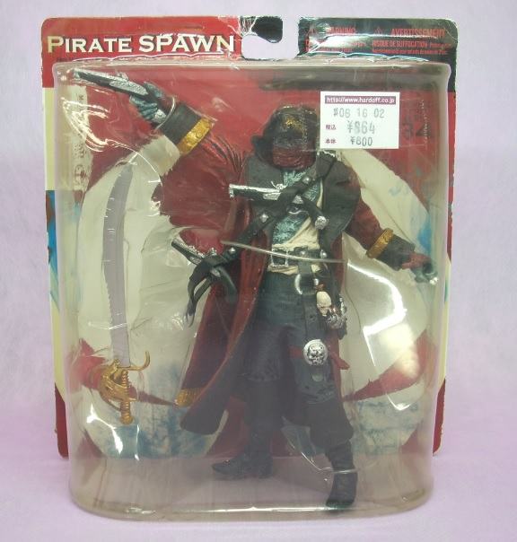 PIRATE SPAWN 1