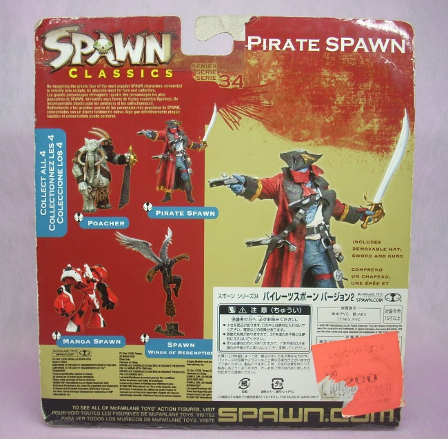 PIRATE SPAWN 2