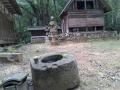 八幡神社手水石
