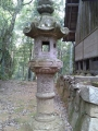 八幡神社石灯籠1