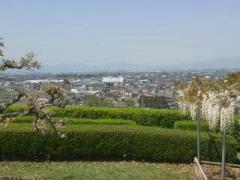 052f藤岡の町