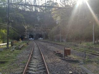 043熊の平駅付近