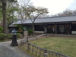 086藤村記念館