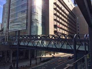 ヨドバシ 陸橋 2