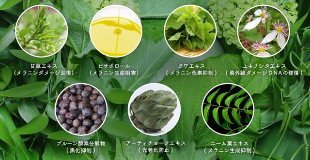 ペネロピムーン ホワイトセラム 201705 和漢植物エキス