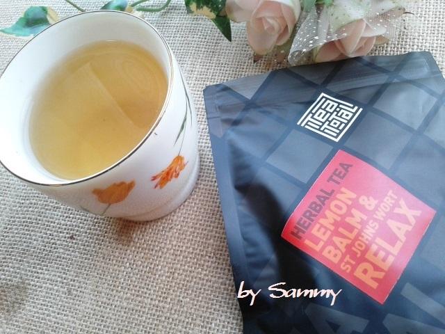 Tea Total レモンバーム&リラックス 1
