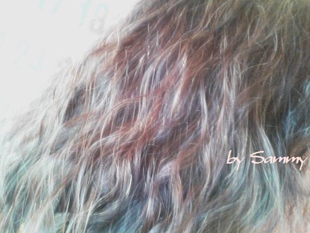 ソルアネーロ ネイチャーオイル 髪に