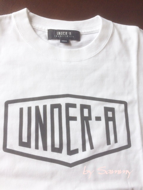 UNDER-A Tシャツ 2