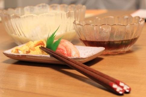 ひやし素麺