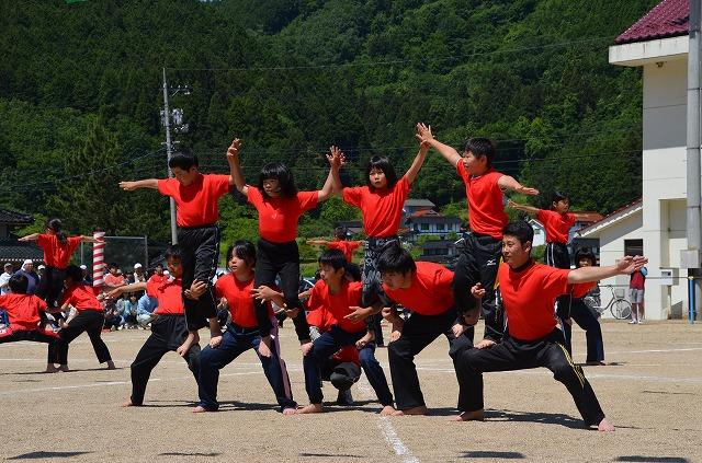 小学校組体操